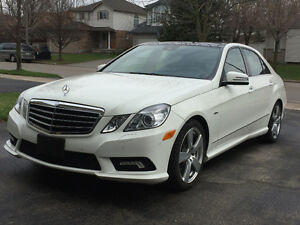 2011 Mercedes-Benz E-Class Sedan