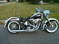2007 Softail Deluxe