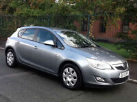 Vauxhall/Opel Astra 1.6 ( 113bhp ) 2010MY Exclusiv
