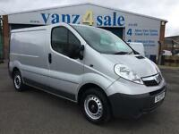 2013 - Vauxhall Vivaro 2.0CDTi ( 90ps ) ( EU V ) 2012MY 2700 SWB