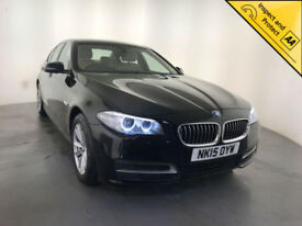 2015 BMW 520D SE AUTOMATIC DISEL 4 DOOR SALOON 1 OWNER SERVICE HISTORY