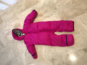 Columbia Bunting Snowsuit (one piece) - Gently Used