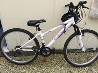 Ladies Apollo elusion mountain bike