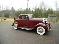 1933 Dodge Rumbleseat Coupe