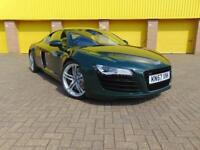 Audi R8 Quattro Coupe in Monterey Green Pearl - 4.2 Manual Petrol