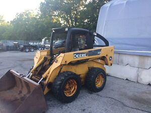 325 John Deere skid steer Kitchener / Waterloo Kitchener Area image 3