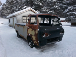 1964 Ford econoline $5000.00  Not parting