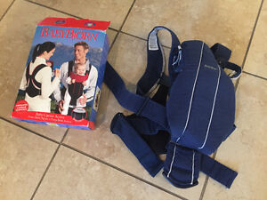Baby Bjorn Active - Blue with Box