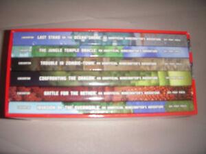 Gameknight 999 Set of 6 books (like new)