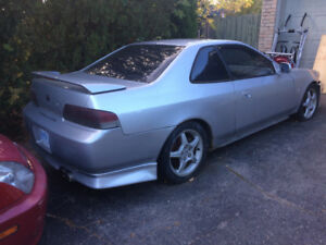 2001 Honda Prelude Complete Part Out