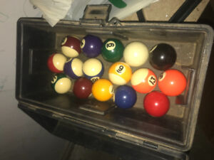POOL TABLE NEED GONE