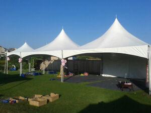 Party tent rent