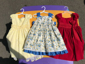 Dresses 4 year old