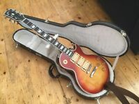 Gibson Les Paul Classic Custom 3 Pick-up in Heritage Cherry Sunburst
