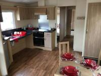 2 bedroom wheelchair friendly access static caravan for sale on Pendine Sands