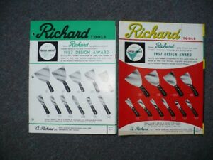 A. Richard catalogues