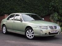 2005 Rover 75 1.8 Connoisseur PETROL - MANUAL - GREEN -