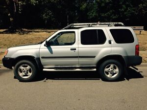 2001 Nissan Xterra 4x4 with Tow Package - ON HOLD