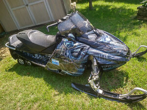 MACH Z 1000 Custom airbrushed For sale