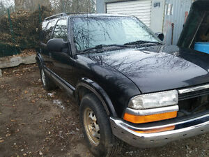 1999 Chevrolet Blazer 4.3L 4X4 SUV Peterborough Peterborough Area image 10