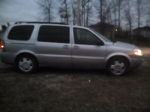 2008 Chevrolet Uplander Minivan, Nice and clean $2500