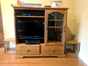TV/console shelf unit