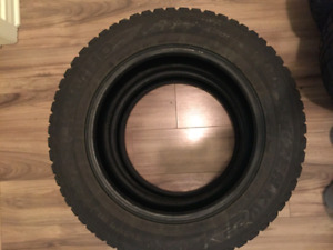 Winter tires/pneus d'hiver 200$ only!