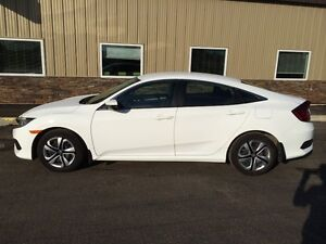 2017 Honda Civic LX Sedan - 6 SP Manual