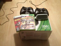 360 console and game bundle