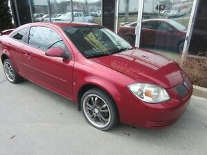 2008 Pontiac G5 SPORTY 5-SPEED COUPE