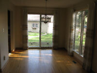 University area House for rent (5 minutes from Belgravia LRT)