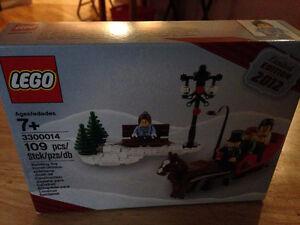 LEGO 3300014 Christmas Holiday Winter Set 2012 Limited Promo Sle