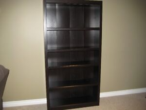 Jamoca 5 shelf bookcase for sale