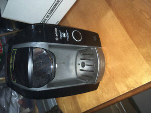 Tassimo coffee maker with pods and holder!