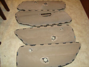 2000 - 2004 VW Jetta interior door panels