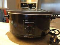 Morphs Richards slow cooker