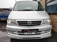 2001 MAZDA BONGO 2.5 V6 MPV PETROL