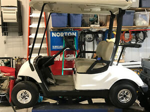 2008 Yamaha g29 golf cart gas