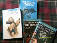 Hardy Boys Hardcover Books - $2 each