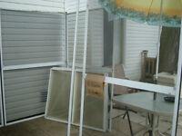 cuisinette patio