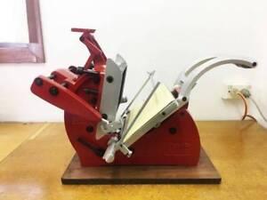 Genuine Adana Letterpress Eight-Five Kit Manufacturer Refurbished