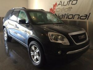 GMC Acadia SLE2 CUIR TOIT 7 PASSAGERS 2010