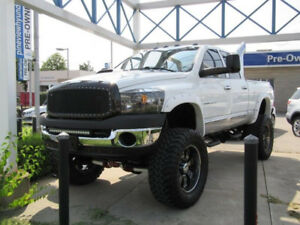 2006 Dodge Power Ram 2500 TRX4 Pickup Truck