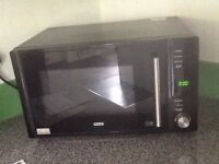 Microwave 900watts , Delongi combination , microwave , convection oven and grill