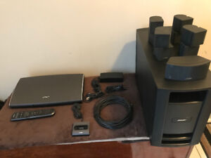 Bose Lifestyle V35 5.1 Surround Sound Home Theatre System