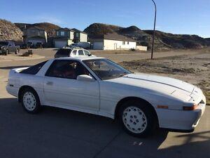 1989 Toyota Supra Turbo 76,000 original kms
