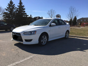2008 Mitsubishi Lancer, low mileage