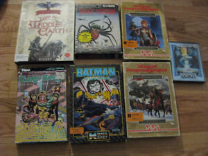 Commodore 64 and Vic-20 Games Cambridge Kitchener Area image 1