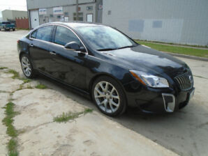 Only 37,000kms  2012 Buick Regal GS