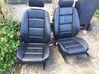 E36 coupe leather interior